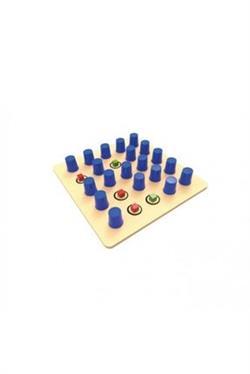 54401 REDKA RAINBOW MEMORY GAME -KUM