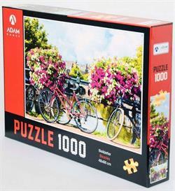 1000 Parça Bisikletler Puzzle