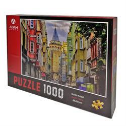 1000 Parça Galata Kulesi Puzzle
