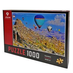 1000 Parça Kapadokya -1 Puzzle