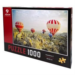 1000 Parça Kapadokya 2 Puzzle