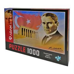1000 Parça Mustafa Kemal Atatürk Puzzle
