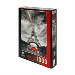 1000 Parça Paris Eyfel Kulesi Puzzle