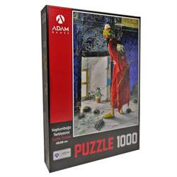 1000 Parça Kaplumbağa Terbiyecisi Puzzle
