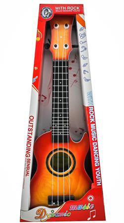 Gerçek Görünümlü Plastik Oyuncak Gitar