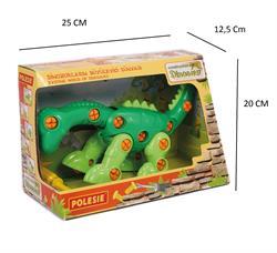 Polesie Oyuncak Diplodok Sök Tak Dinozor