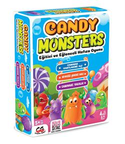 01-005 CANDY MONSTERS -KİNG