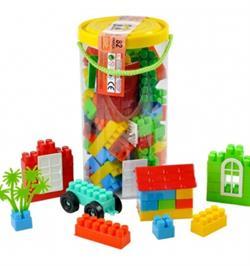 902 PVC KUT. LEGO SET 82 PCS -EFE