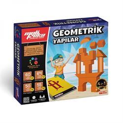 Geometrik Yapılar – Akıl ve Zeka Kutu Oyunu