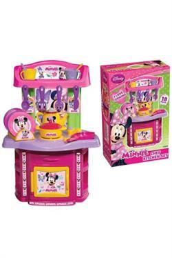 Orjinal Lisanslı Minnie Mouse Şef Mutfak Oyun Seti