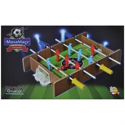 Mini Masa Maçı Oyunu Langırt