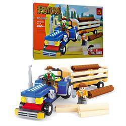 Ausını Lego 220 Parça Çiftlik Oyun Seti