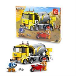 Ausını Lego 218 Parça İnşaat Oyun Seti