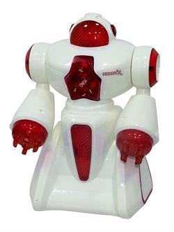 Türkçe Sesli Pilli Robot X Oyuncak