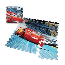 Disney Cars Eva Yer Matı Orjinal Lisanslı Ürün
