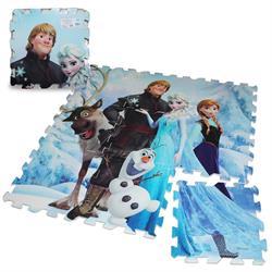 Frozen Yer Matı Orjinal Lisanslı Ürün