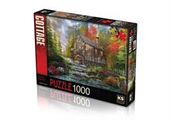 11356 PUZZLE 1000 THE OLD WOOD MİLL -KS
