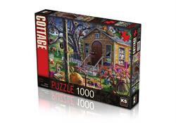 20505 PUZZLE 1000 LONELY HOUSE -KS