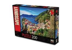 11330 PUZZLE 200 A LİFESTYLE ITALY -KS