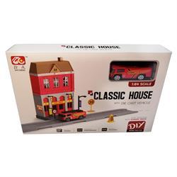 768-2 KUT İTFAİYE MERKEZİ LEGO -SAG