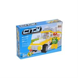 Ant Brıck 137 Parça Mini Oyuncak Lego
