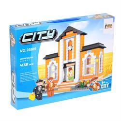 Ant Bricks 478 Parça City Blok Seti