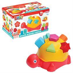 Kaplumbağa Bultak Bebek Aktivite Oyun Seti