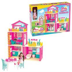 Lola'nın Düşler Evi Aksesuarlı Oyun Seti