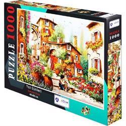 1000 Parça Yaz Günleri Puzzle