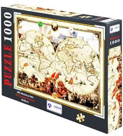 1000 Parça İstanbul un Fethi Puzzle
