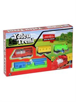 Oyuncak Lokomotif Tren Seti