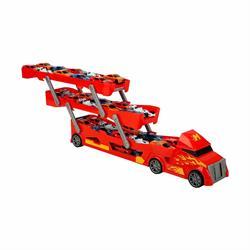 Araba Fırlatıcılı 3 Katlı Transporter Tır 45 cm