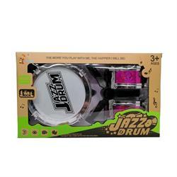 Minik Müzisyenler Oyuncak Mini Bateri Seti