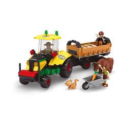 Ausını 247 Parça Çiftçi Lego Oyun Seti