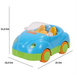 Polesie Kroha Plastik Oyuncak Araba