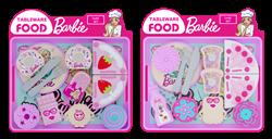 Barbie Tepsili Pasta Oyun Seti