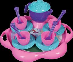 Buzlar Ülkesi Çay Seti 16 Parça