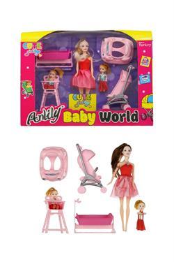 02431 ANLILY KUT.BABY WORLD -OYD