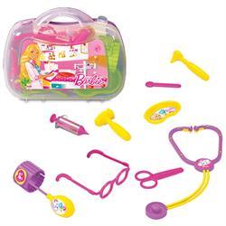Barbie Oyuncak Doktor Seti Çantalı