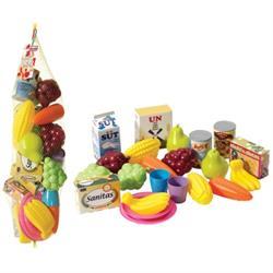 Candy Filede Oyuncak Meyveler