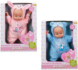 Bebek Hayvan Kostümlü ve Emzikli
