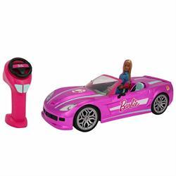 Barbie'nin Uzaktan Kumandalı Rüya Arabası 42 cm