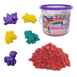 Play-toys Kovalı Kinetik Kum Unicorn
