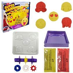 Play-Toys Emoji Oyun Kumu Süper Sand Seti