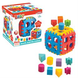 Bul-Tak  Oyuncak  Puzzle