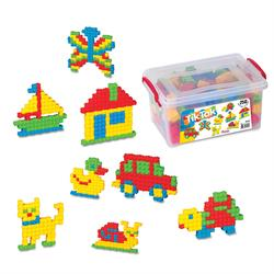 Tiktak Küçük Box (250 Parça) Eğitici Akıl Oyunu