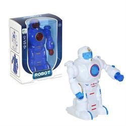 Kutulu Pilli Hareket Eden Space Robot