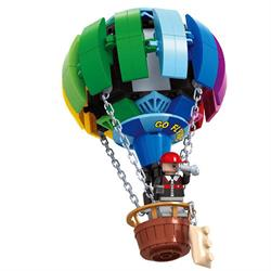 Ausını 195 Parça Uçan Balon Lego