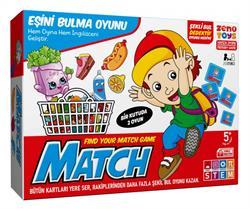 Match 2in1 Eşleştirme Oyunu