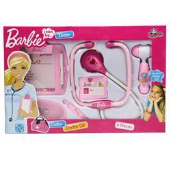 Barbie Kutulu Pilli Oyuncak Doktor Seti